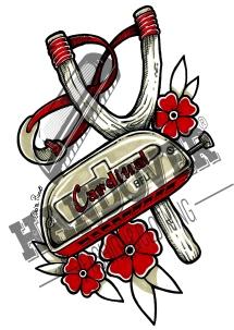 Armonica Cardinal - Claire Piece for Handover F&C www.handovershop.com
